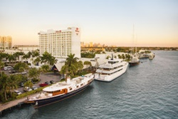 hilton marina hotel pet friendly hotel in fort lauderdale, hotel with dogs allowed ft laud